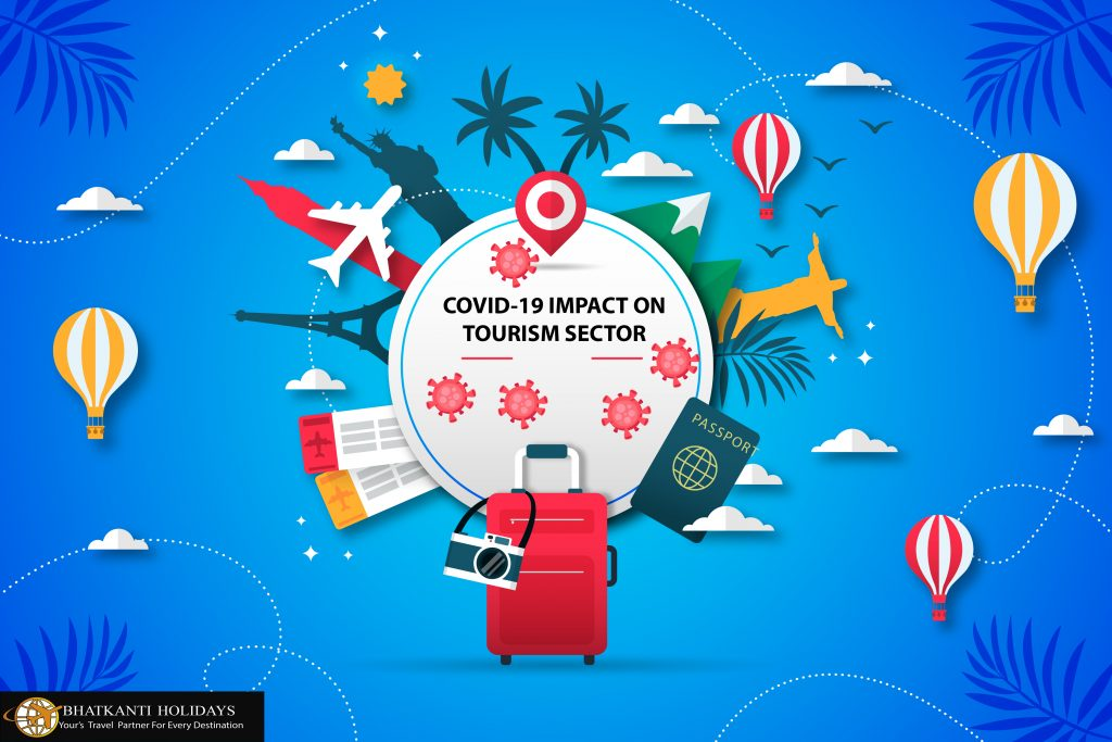 Covid-19 impact on tourism industry