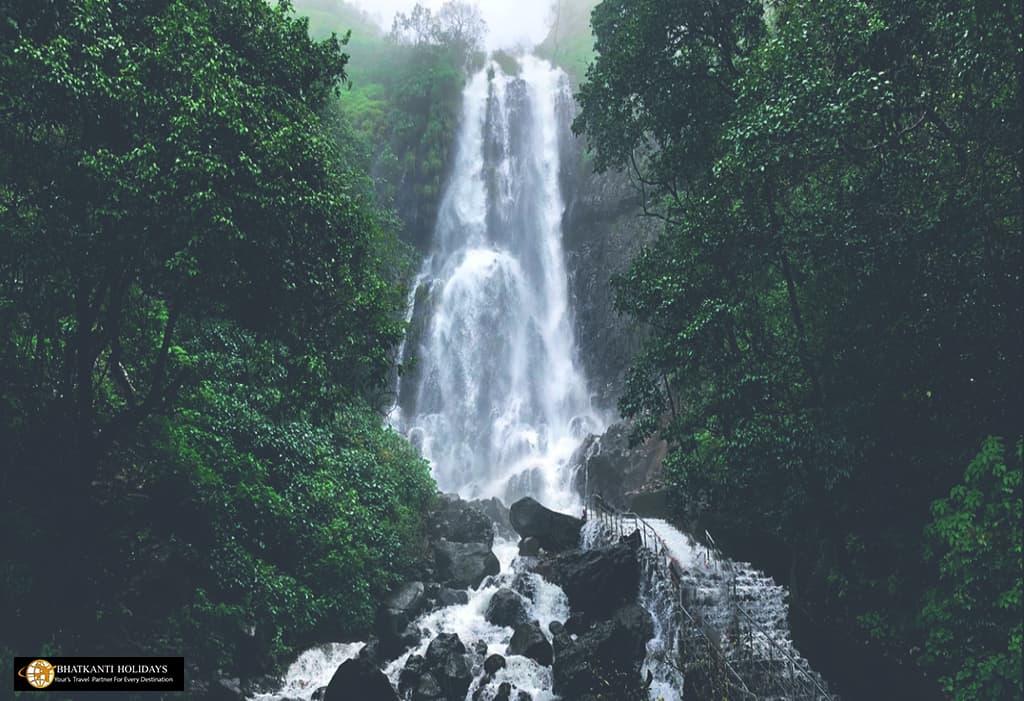 Amboli Ghat Waterfall