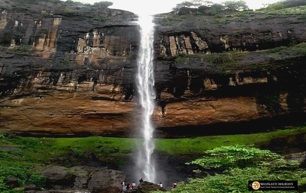 Pandavkada waterfall kharghar