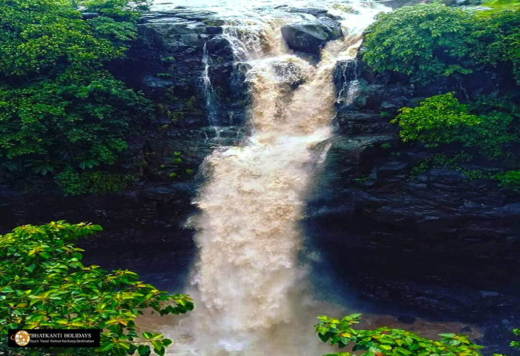 Randha waterfall