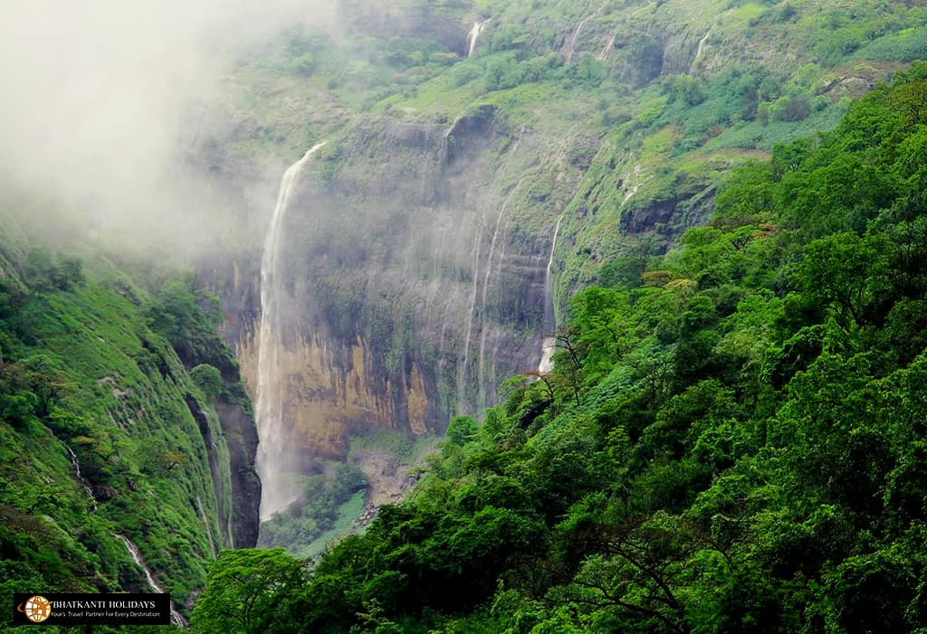 Tamhini ghat waterfall