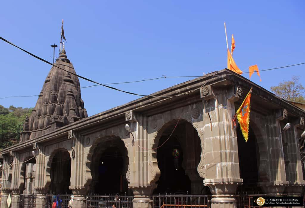 Bhimashankar Templea