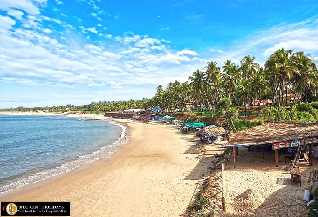 Candolim beach goa 2