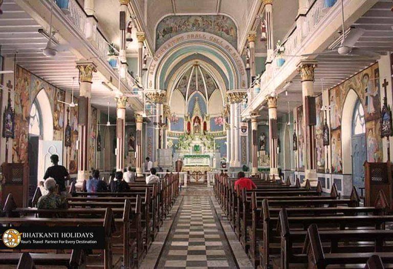 Mount marry church