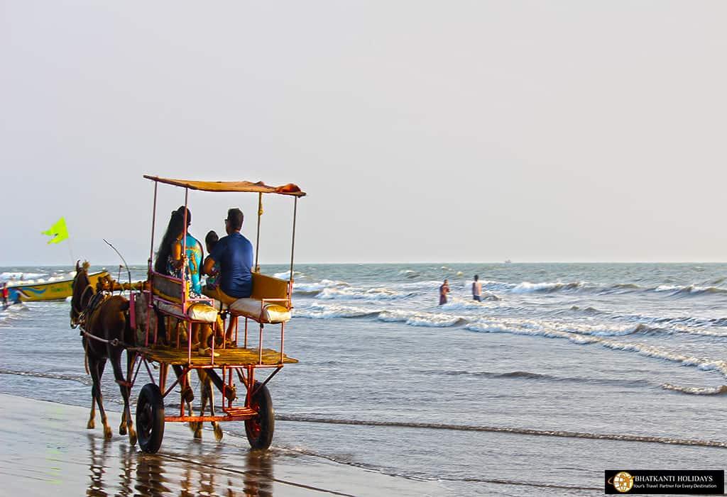 Nagaon Beach Alibag