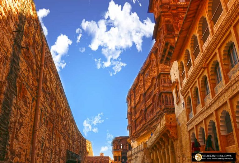 Jaisalmar Fort