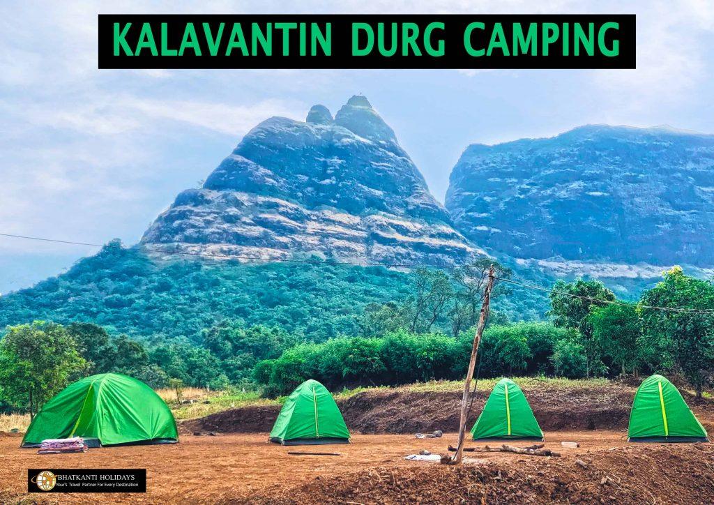 Kalavantin Durg Camping, Kalavantin Durg, Kalavantin Camping