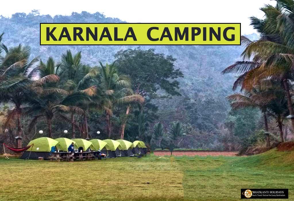 Karnala Camping, Karnala