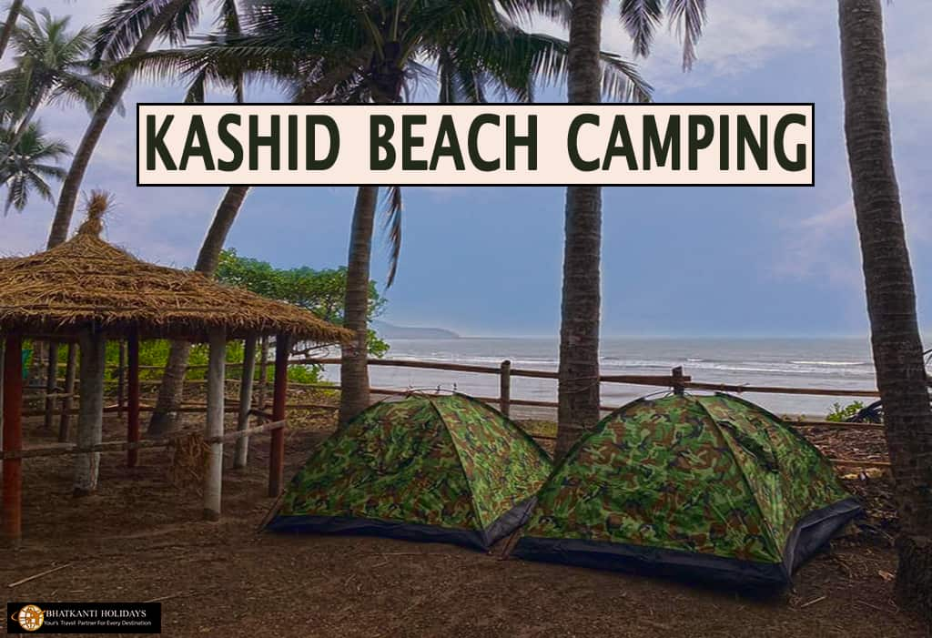 Kashid Beach Camping, Kashid Camping