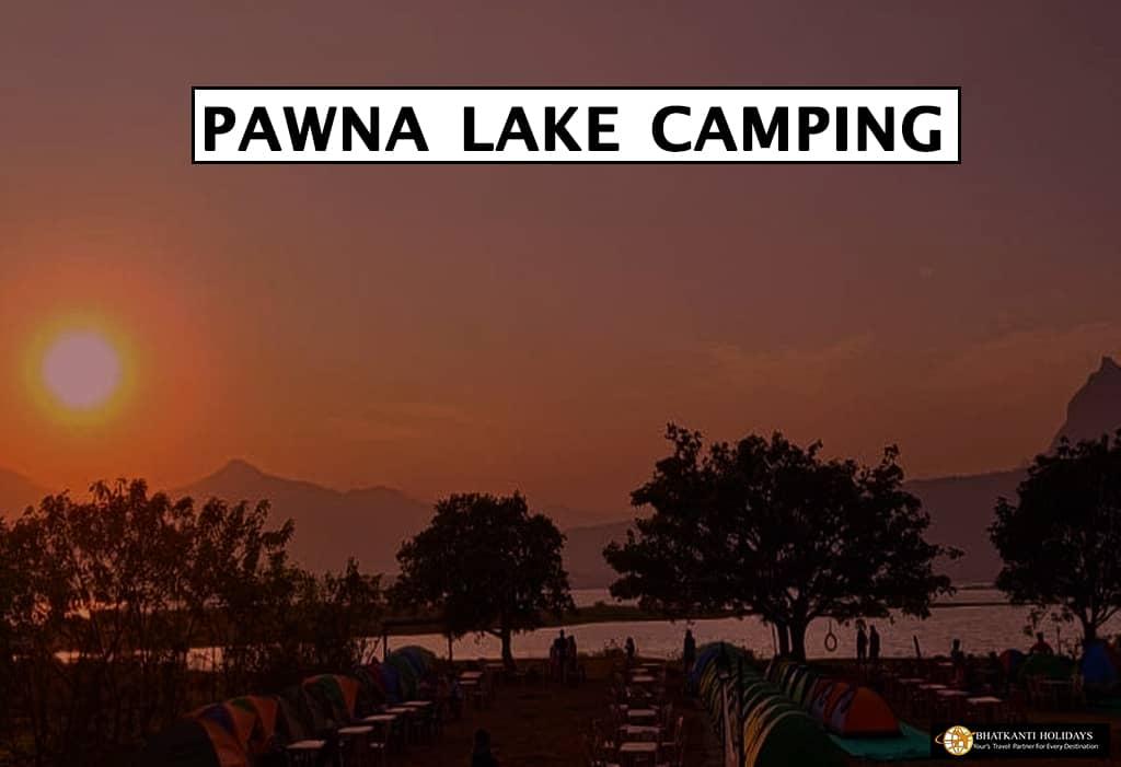 Pawna Lake Camping, Pawna Camping