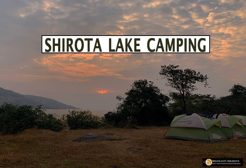 Shirota Lake Camping, Shirota Camping