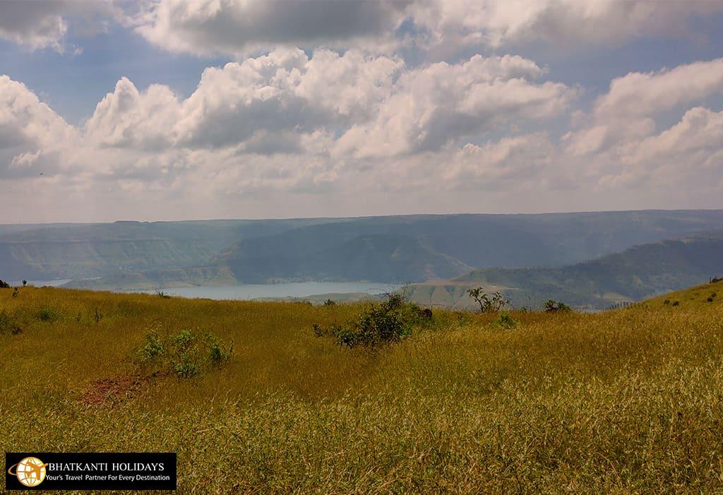 kaas Plateau view
